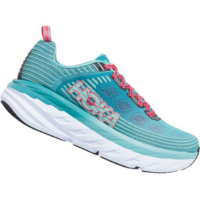 Hoka One One Bondi 6 Running Shoes Women canton/green-blue slate